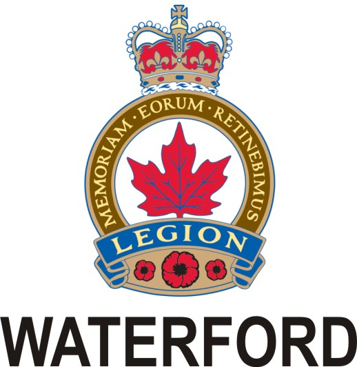 WATERFORD Royal Canadian Legion